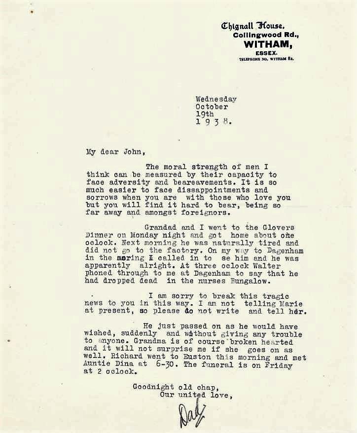 Letter 191038