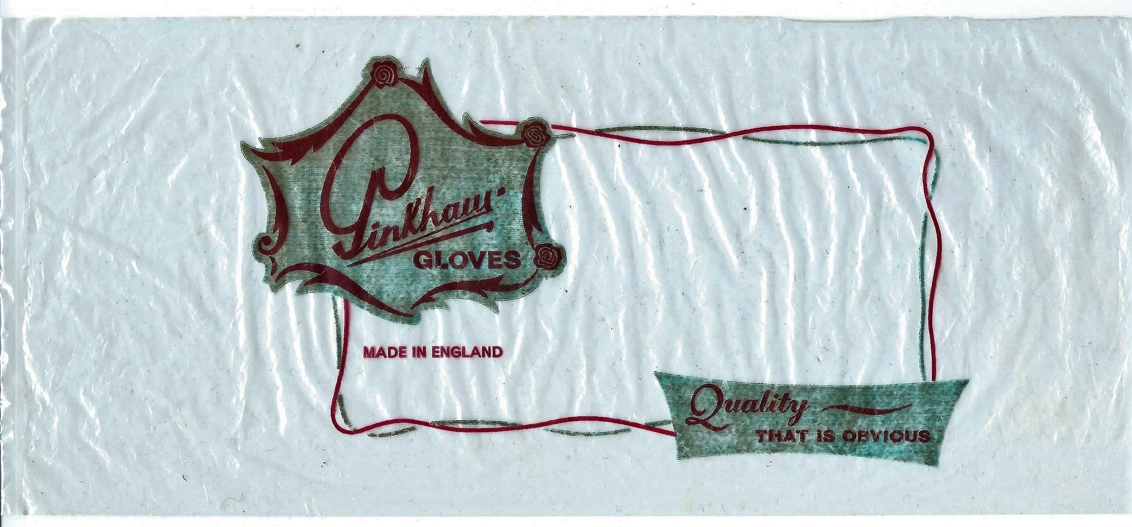 Glove bag 1