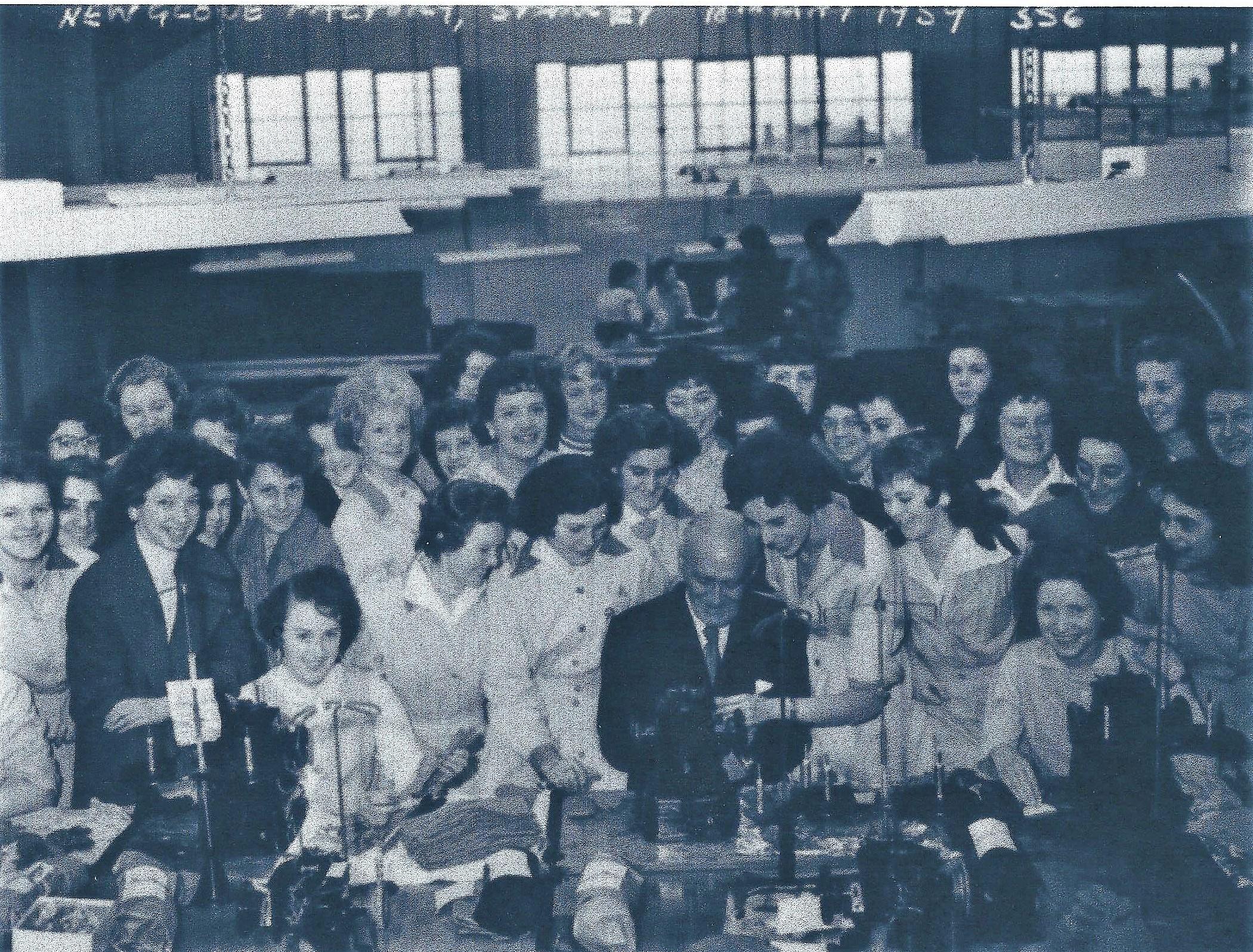 Stanley factory in 1959