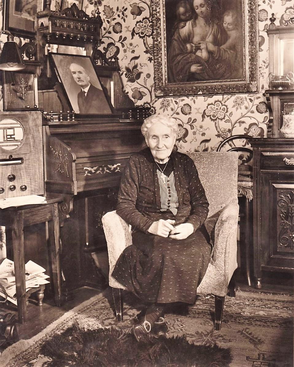 Rebecca Pinkham 1949
