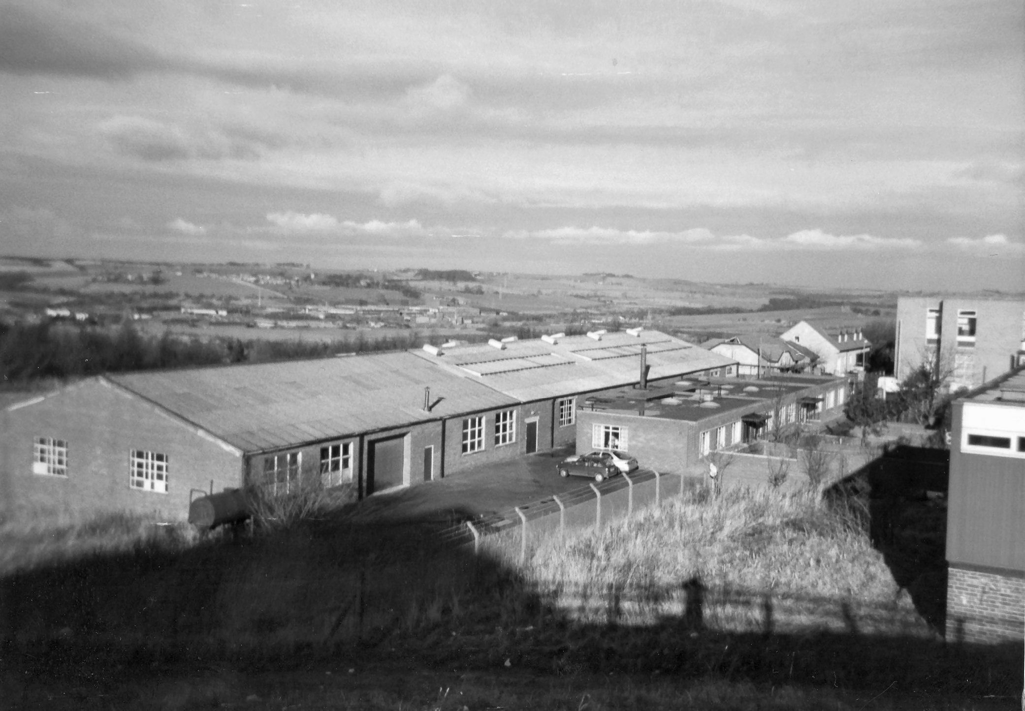 New factory opened in 1959