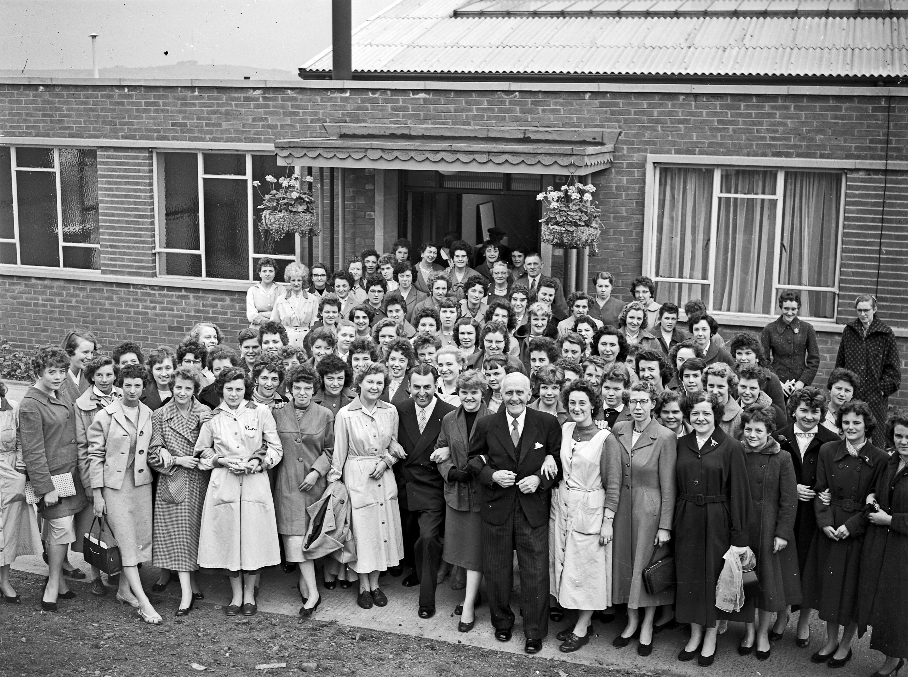 14.1959 June 18th Opening Glove factory