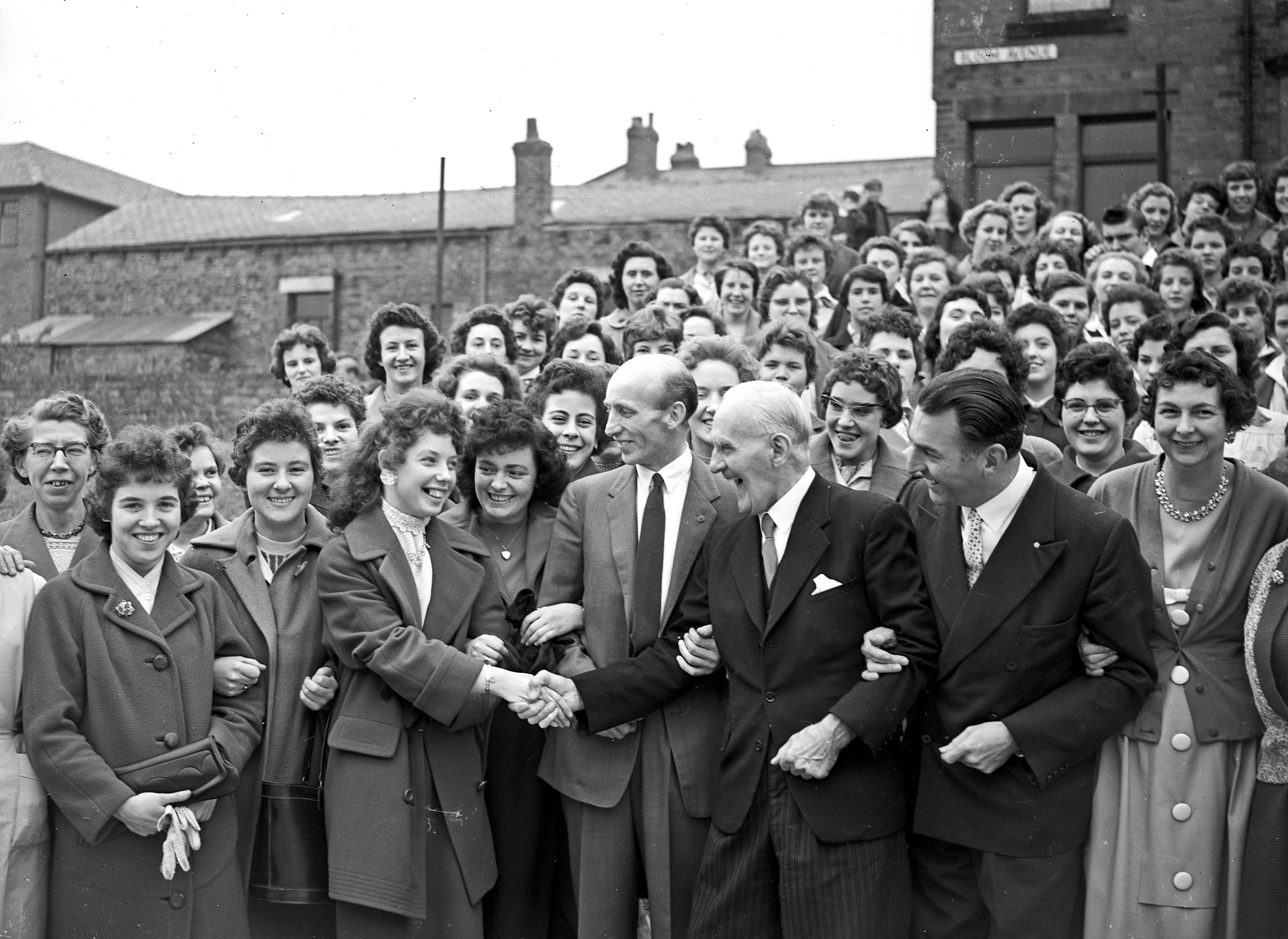 16.1959 June 18th Opening Glove factory