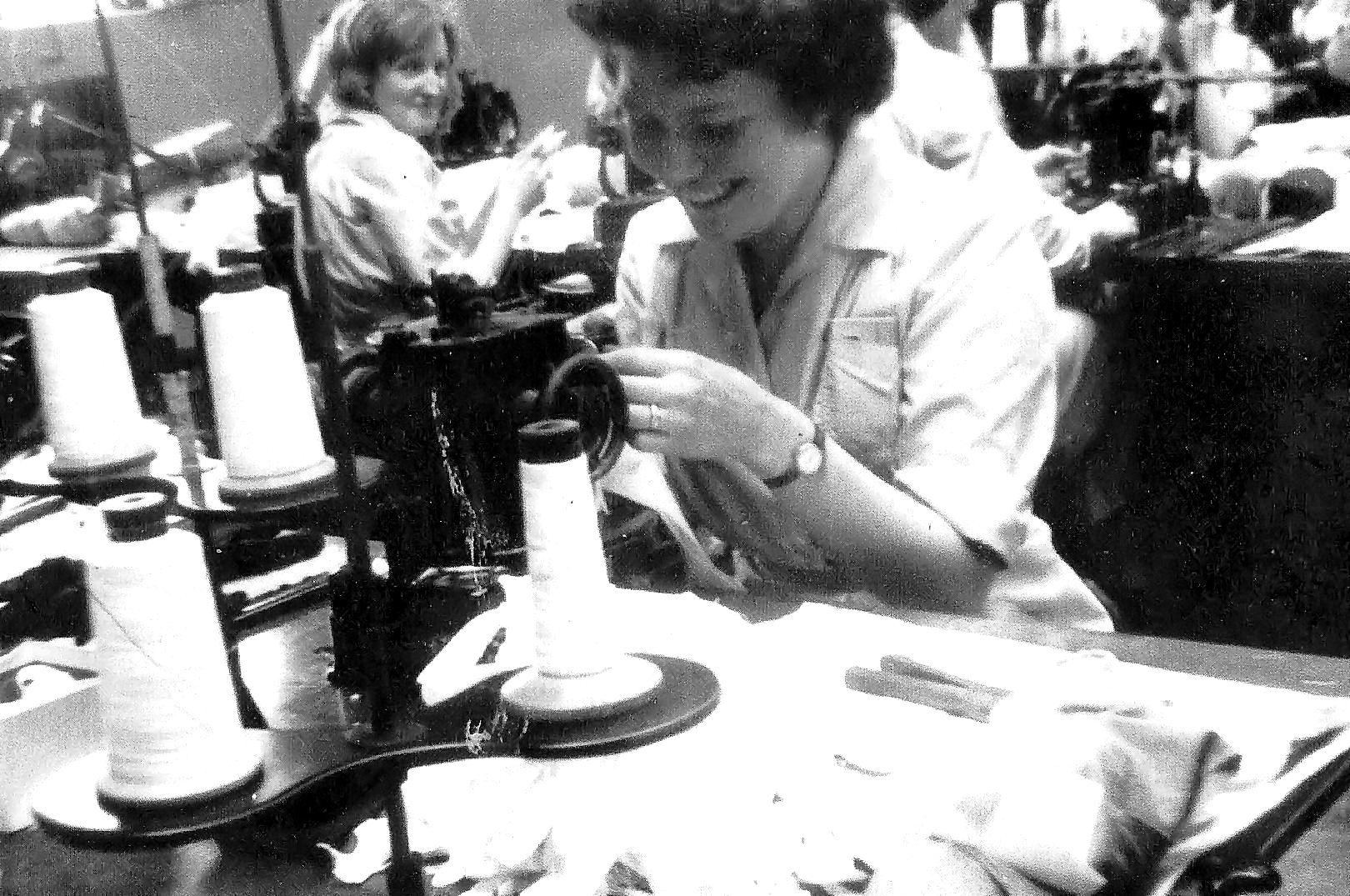18. Pinkhams Glove Factory 1959