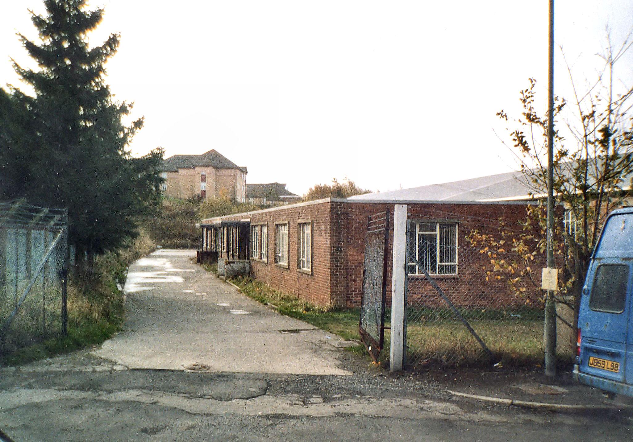 29. Nov 10th 2005. Pinkhams factory anthony street