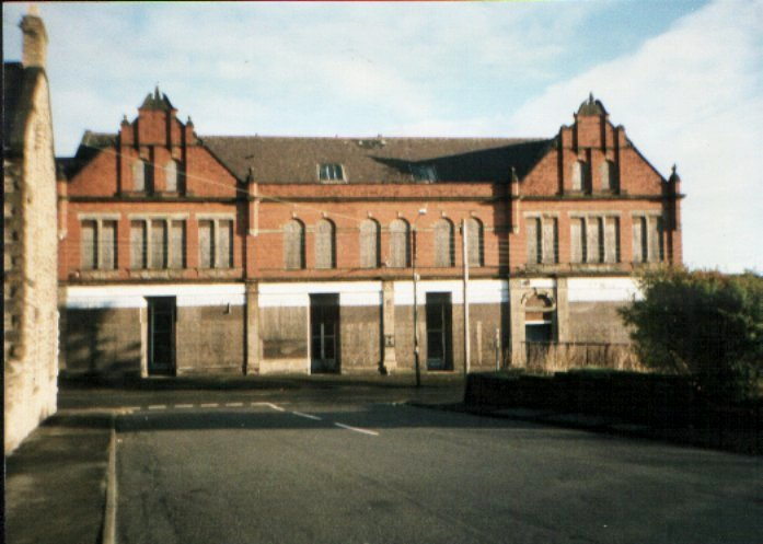 Co-op Store at South Moor in 1995