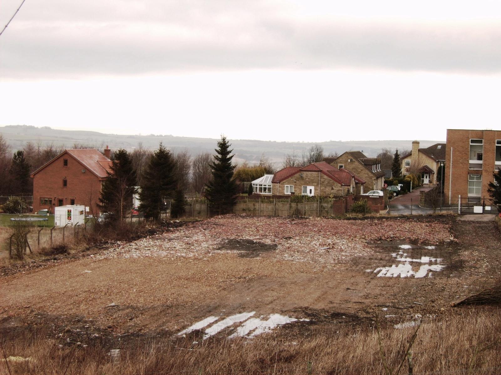 Demolished November 2005.