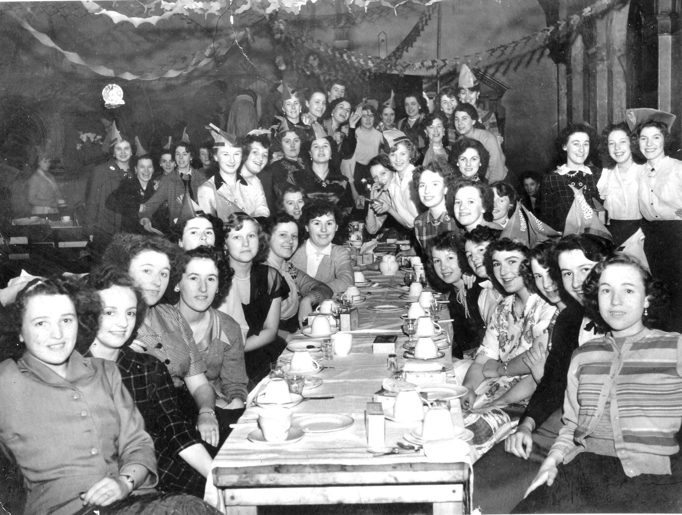 More 1950s fun at South Moor-Moor 1950's
