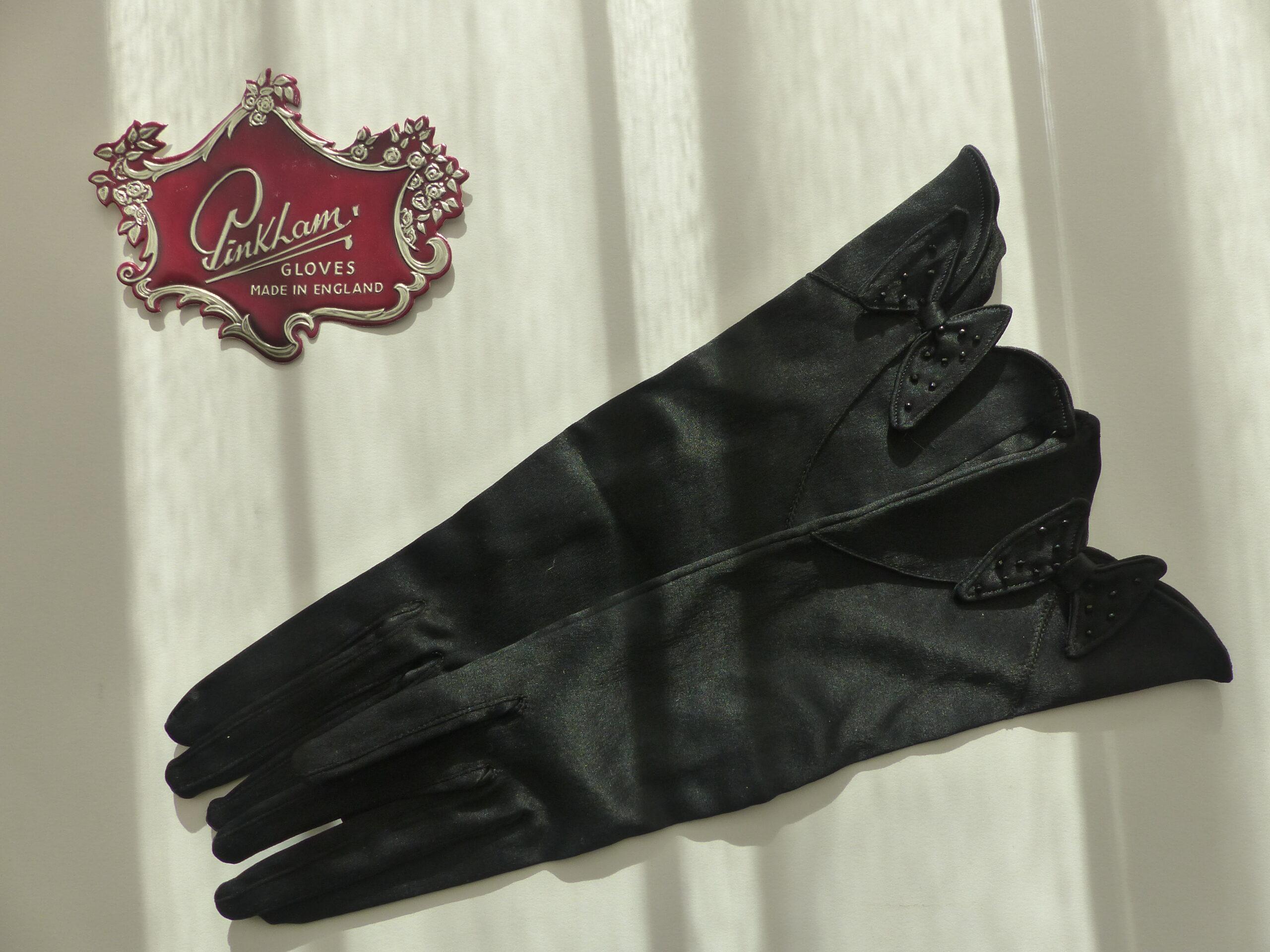 Black Helenka gloves