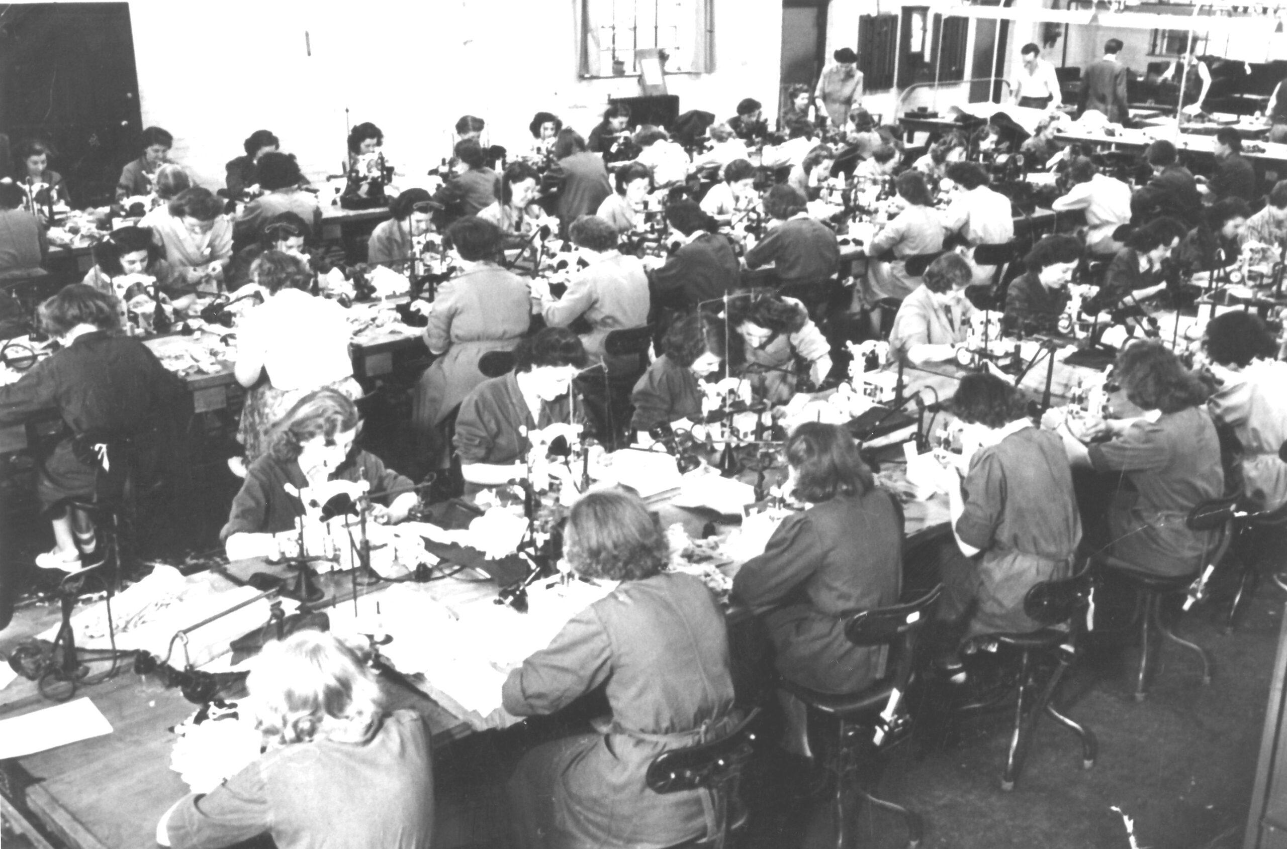 1950s machininists