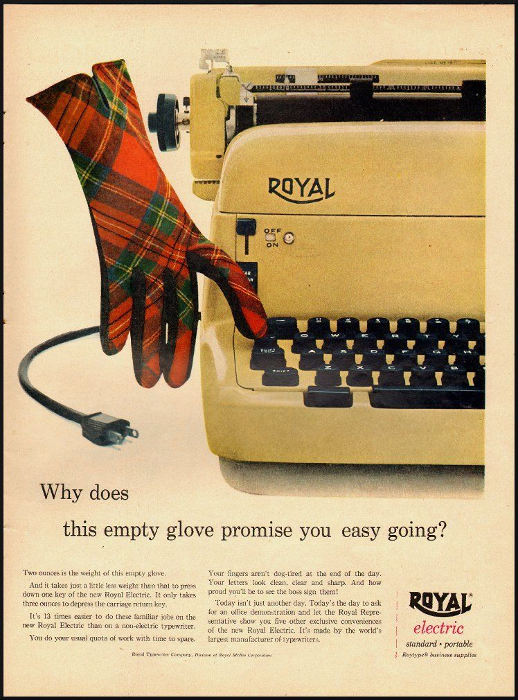 Royal elec advert