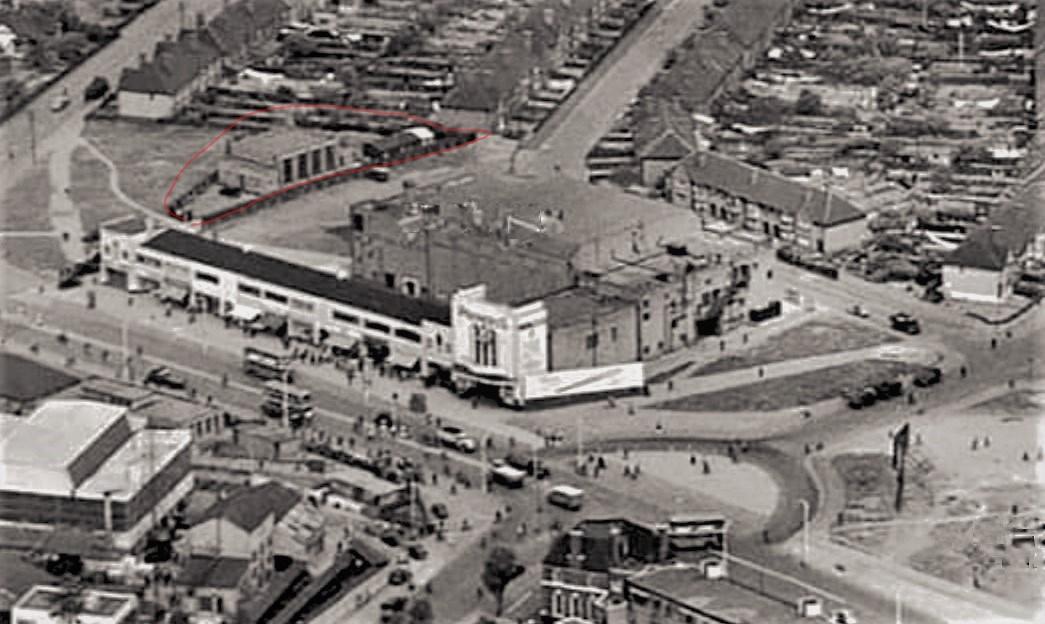 Dagenham 1952