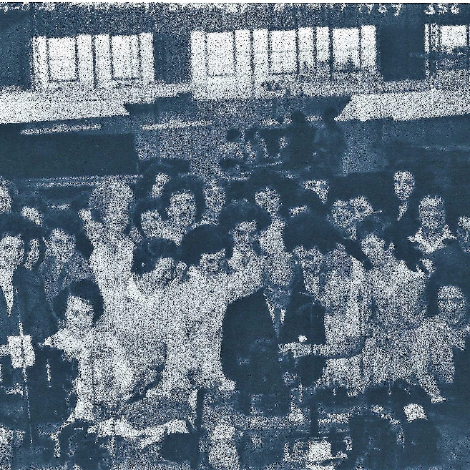 Stanley factory in 1959